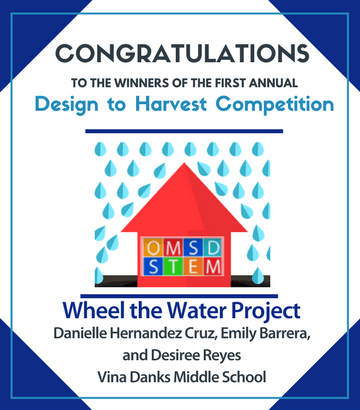 Design to Harvest Winner Announcement