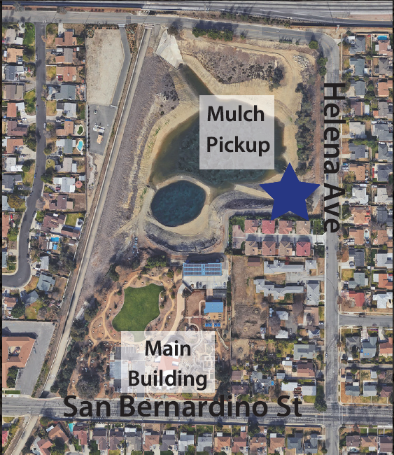 Mulch Pick-up Location