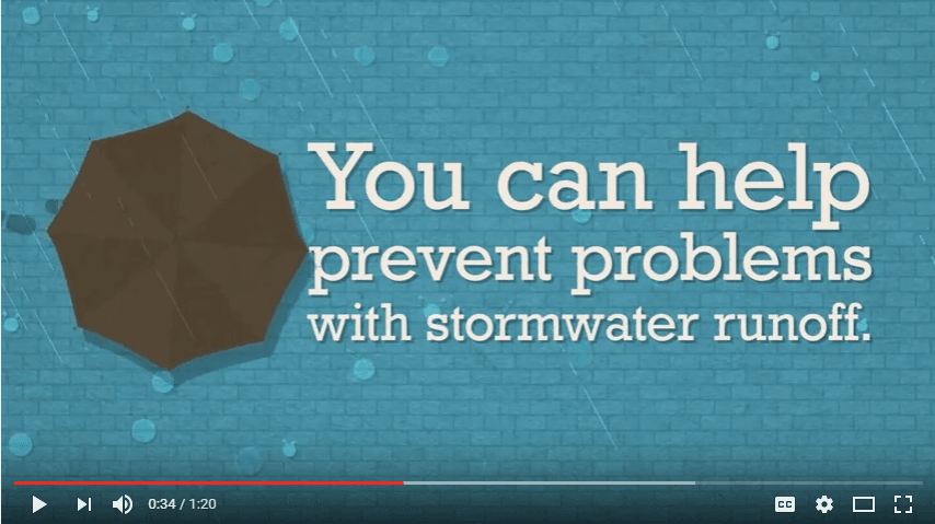 EPA Stormwater Video Screenshot