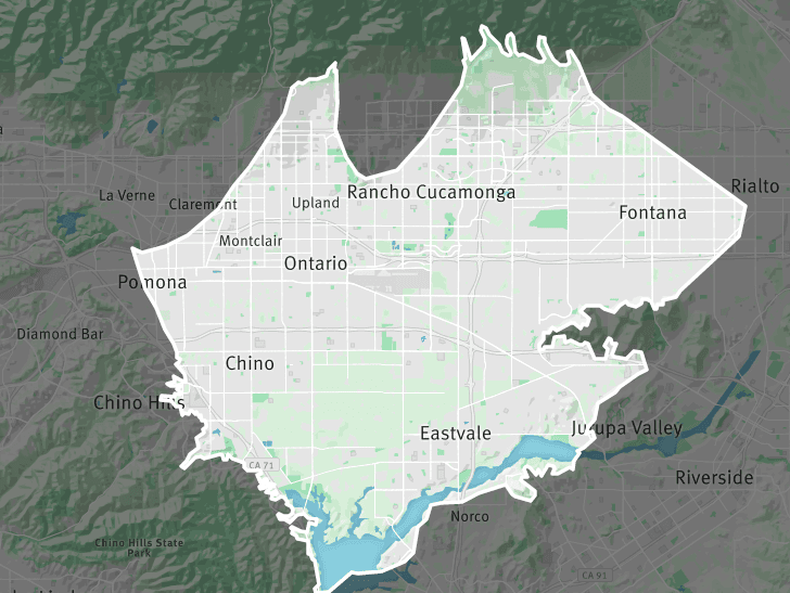 CGB Map Screenshot