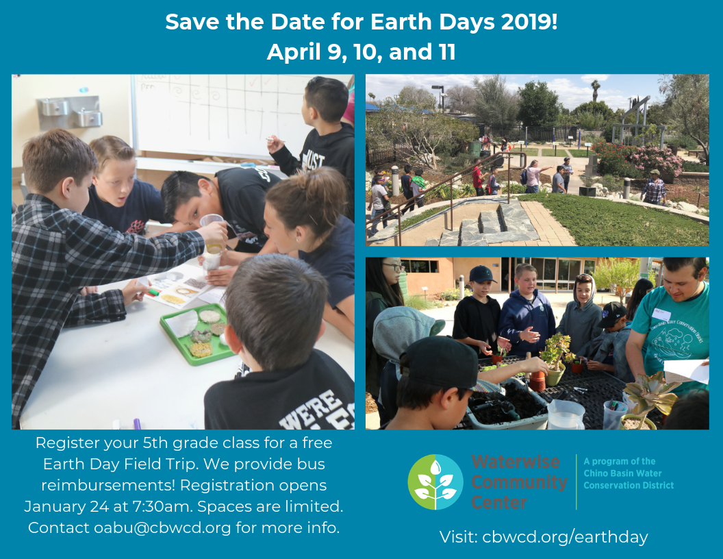 Earth Days 2019 Final