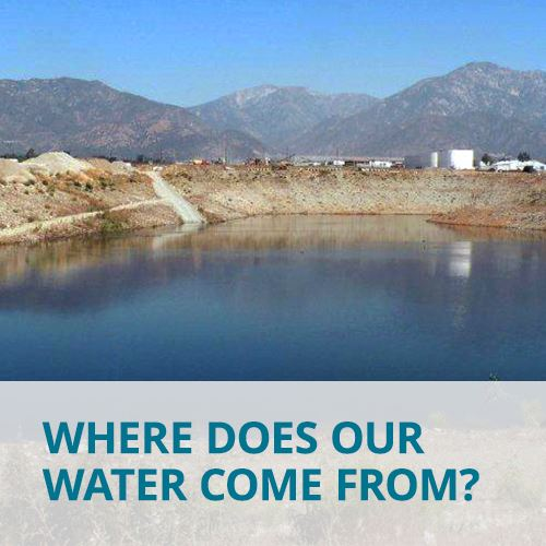 Where Does Our Water Come From