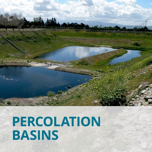 Percolation Basins
