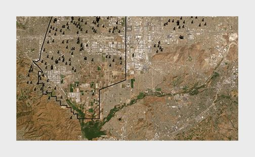 Chino Basin Water Conservation District Maps