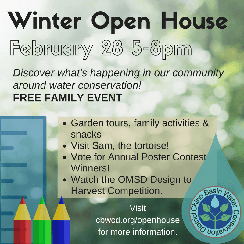 Winter Open House 2017 Graphics