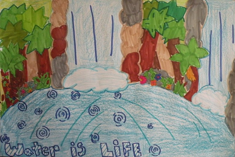 Honorable Mention: Elena Ramsey, seventh grade