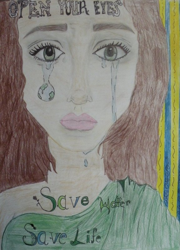 Honorable Mention: Cassi Coelho, ninth grade