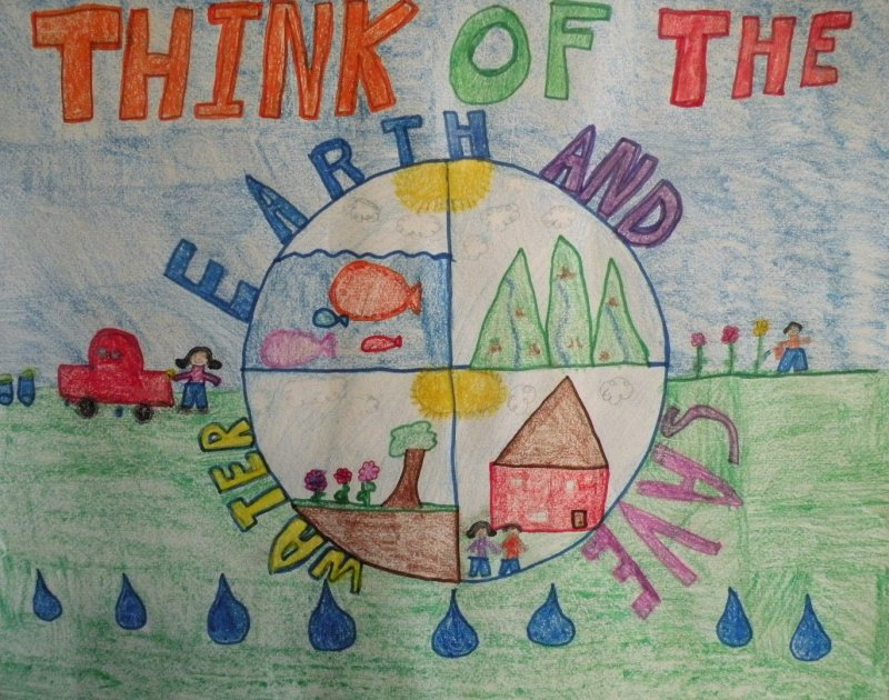Honorable Mention: Melody Penate, sixth grade